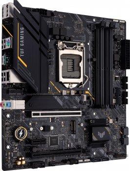 Материнська плата Asus TUF Gaming B560M-E (s1200, Intel B560, PCI-Ex16)