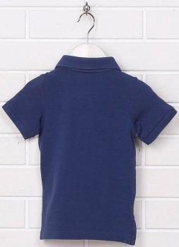 Поло H&M 9Z4579125 Светло-синее