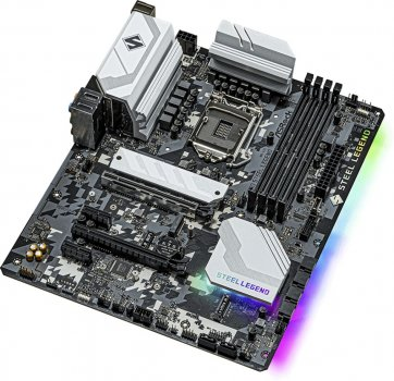 Материнська плата ASRock B560 Steel Legend (s1200, Intel B560, PCI-Ex16)