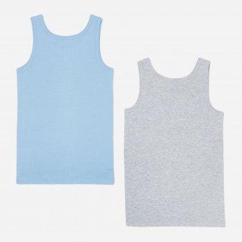 Майка Oviesse 1189875 2 шт Grey/Light blue
