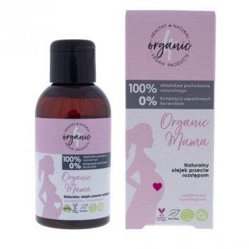 Масло 4organic mama проти розтяжок під час вагітності 100 мл