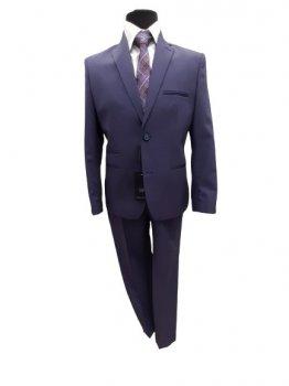 Чоловічий святковий костюм West-Fashion А-156 бузок 176