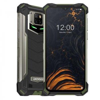 Мобильный телефон Doogee S88 Plus 8/128Gb (АКБ 10000 мАч) Green