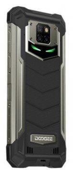 Мобильный телефон Doogee S88 Plus 8/128Gb (АКБ 10000 мАч) Black