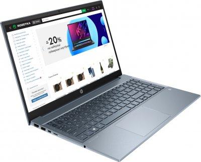 Ноутбук HP Pavilion 15-eh1022ua (422K2EA) Foggy Blue