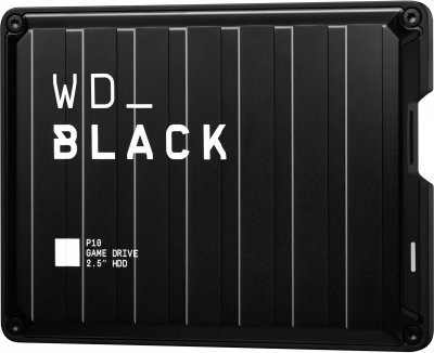 "Жорсткий диск Western Digital WD BLACK P10 Game Drive 2TB WDBA2W0020BBK-WESN 2.5"" USB 3.2 External Black"