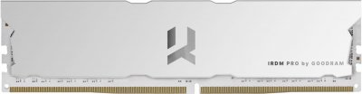 Оперативная память Goodram DDR4-3600 8192MB PC4-28800 IRDM Pro Hollow White (IRP-W3600D4V64L17S/8G)