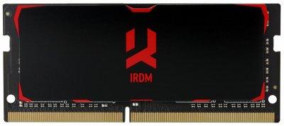 Оперативна пам'ять Goodram SODIMM DDR4-3200 16384 MB PC4-25600 IRDM (IR-3200S464L16/16G)