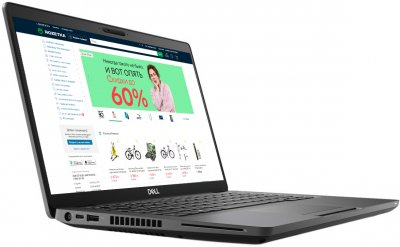 Ноутбук Dell Latitude 5400 (N088L540014ERC_UBU) Black