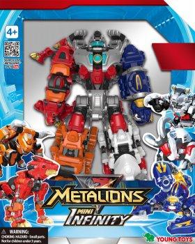 Игровая фигурка Metalions мини Инфинити (314041) (8801198140415)