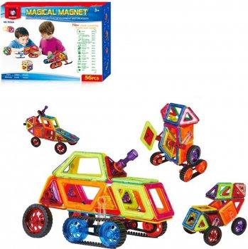 Магнитный конструктор Qunxing Toys 56 деталей (4812501160628)