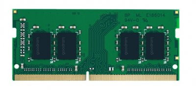 Оперативна пам'ять So-Dimm GoodRam DDR4 8GB 3200MHz (GR3200S464L22S/8G) (6687849)
