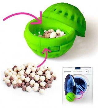 Еко-Куля для прання, Свіжий аромат, Ecozone, 1000 прань