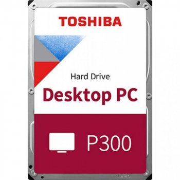 "Жорсткий диск Toshiba P300 4TB 5400rpm 128MB HDWD240UZSVA 3.5 ""SATA III"