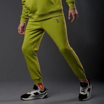 Спортивные штаны Пушка Огонь Jog 2.0 лайм