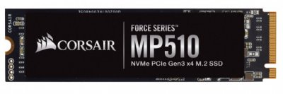 Corsair Force Series MP510 NVMe SSD1920Gb M.2 2280 PCIe Gen3.0 x4 3D TLC (CSSD-F1920GBMP510)