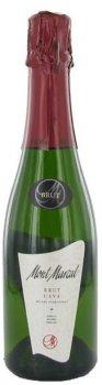 Вино игристое Mont Marcal Cava Brut белое брют 0.375 л 11.5% (8423172014019)