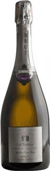 Вино ігристе LaCheteau Cremant de Loire Brut TCuv біле брют 0.75 л 12% (3176780029276)