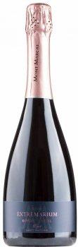 Вино ігристе Mont Marcal Cava ExtremariumBrtRsRos рожеве брют 0.75 л 11.5% (4823172019120)