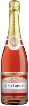 Вино ігристе Grand Imperial Rose рожеве брют 0.75 л 10% (3438931016604)