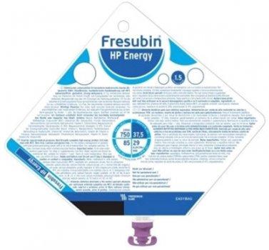Энтеральное питание Fresenius Kabi Фрезубин ВП Энергия 0.5 л (7348231)