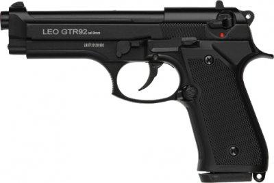 """Пістолет сигнальний Carrera Arms """"Leo"""" GTR92 Black (1003419)"""