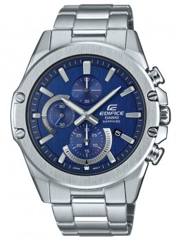 Годинник Casio EFR-S567D-2AVUEF Edifice Chronograph 46mm 10ATM