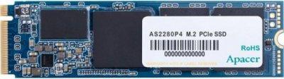 Накопичувач SSD M.2 2280 512GB Apacer (AP512GAS2280P4-1)