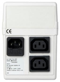 Пристрій безперебійного живлення PowerCom KIN-625AP