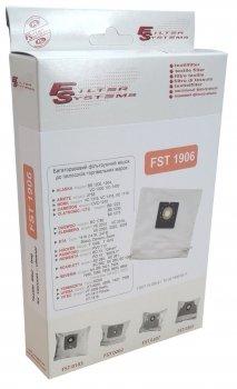 Багаторазовий мішок Filter Systems FST 1906 для пилососів ALASKA ARIETE BORK CAMERON CLATRONIC/СТС DAEWOO /DIRT DEVIL/ ELENBERG ETA HOOVER RAINFORD Rowеntа SCARLETT SENCOR SEVERIN TERMOZETA UFESA VITEC АРТЕМ