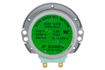 Двигун піддону для мікрохвильової печі SSM-16HR LG 6549W1S011F