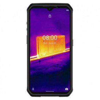 """Мобільний телефон UleFone Armor 9 black ТЕПЛОВІЗОР 8/128Gb IP69K 6.3"""" NFC 6600mAh (1814 zp)"""