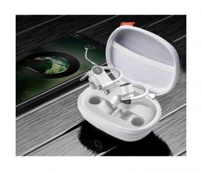 Наушники bluetooth REMAX True Wirless Stereo Music Earbuds TWS-20