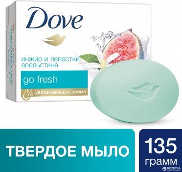 Крем-мило Dove Інжир і пелюстки апельсина 135 г (8711700966610)