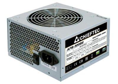 Блок живлення 500W Chieftec APB-500B8 ATX