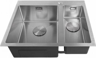 Кухонна мийка Minola LAVIO SRZ 60354