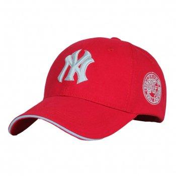 Мужская кепка Narason 3018 57-60 цвет красный