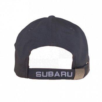 Бейсболка с логотипом авто Subaru Sport Line 7035 57-60 цвет серый