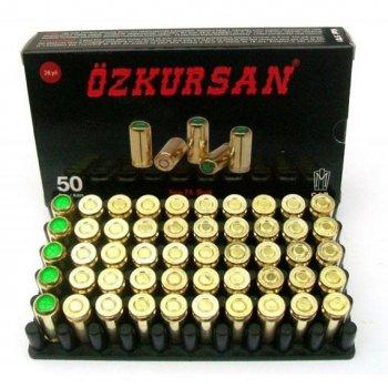 Патрон Ozkursan 9 мм. холостой