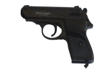 Сигнальний пістолет EKOL MAJOR (чорний)