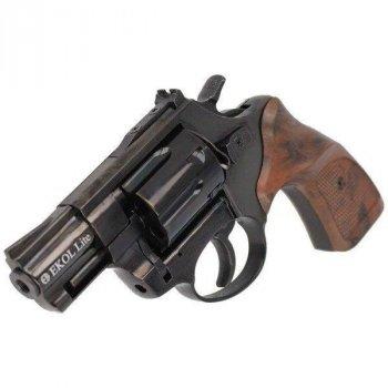 Сигнальний револьвер EKOL Lite Mate Black (Pocket)