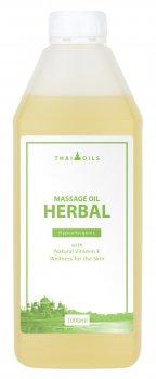 Профессиональное массажное масло «Herbal» 1000 ml