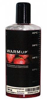 Масажне масло Joydivision WarmUp Strawberry 150 мл