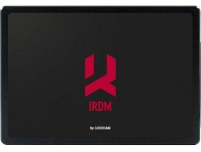 Твердотільний диск SSD Goodram Iridium SATAIII 120Gb, MLC, Read/Write - 525Mb/s 480Mb/s (IR-SSDPR-S25A-120)