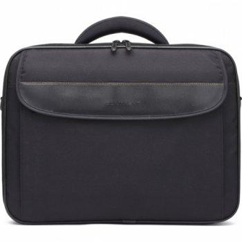 "Сумка для ноутбука Continent Сумка для ноутбука чорна CC-089 Black (15""-16"""