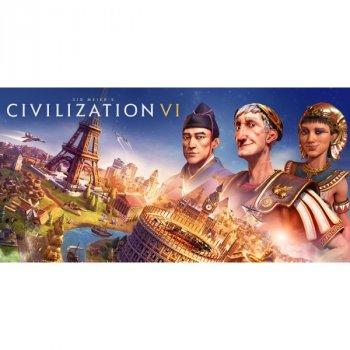 Sid Meier's Civilization VI (русская версия) (Nintendo Switch)