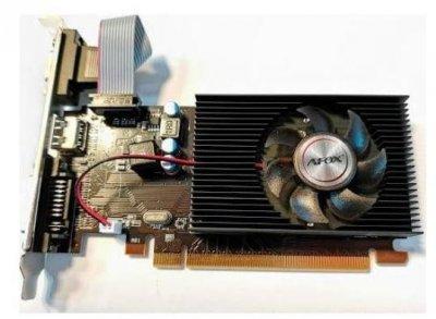 Видеокарта AFOX, Radeon R5 220, 2Gb GDDR3, 64-bit, VGA/DVI/HDMI, 650/1334MHz, Low Profile (AFR5220-2048D3L5)