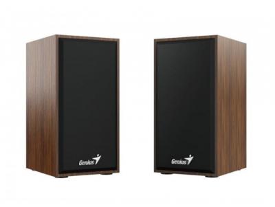 Компьютерная акустика 2.0 Genius SP-HF180, USB, 2 x 3 Вт (31730029400), Wood