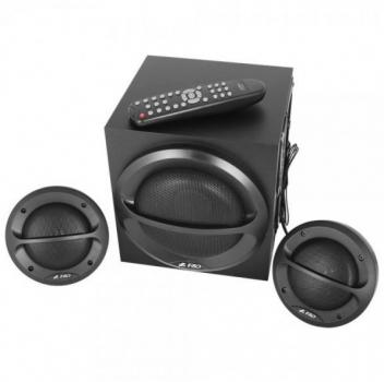 Компьютерная акустика F&D А111X 13Вт+2x11Вт Black
