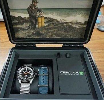 Мужские наручные часы Certina C036.407.11.050.00